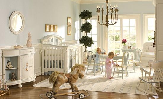 Hydrangea Hill Cottage Royal Baby Nurseries