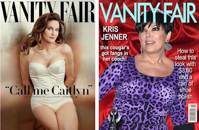 Caitlyn Jenner Kris Jenner who wore it better funny Bruce