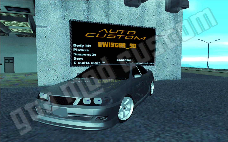Toyota Chaser Tourer V 99