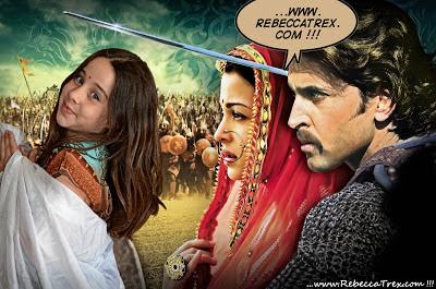 La Sposa dell'Imperatore Jodha Akbar 2013 rebeccatrex
