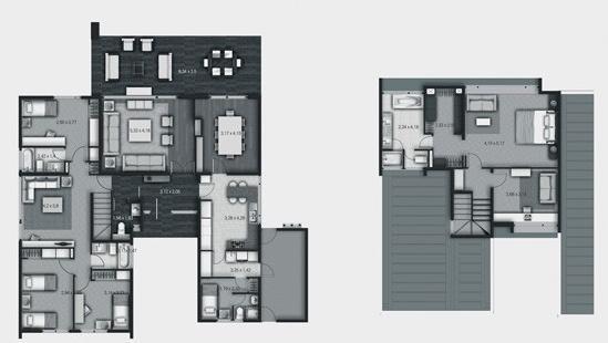 Planos de casas modelos y dise os de casas planos de for Planos para casas chicas