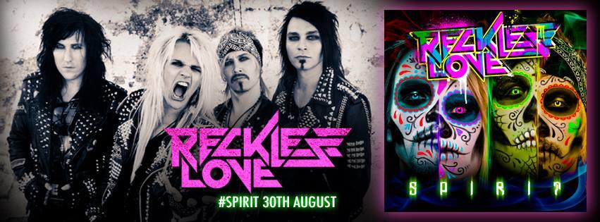 reckless love spirit full album