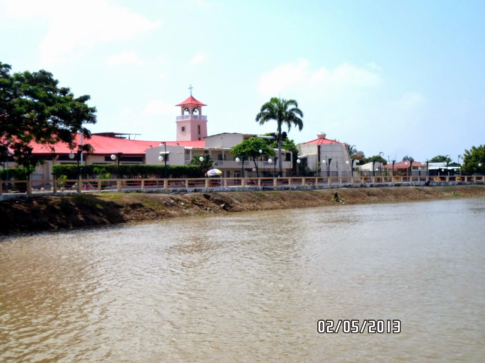 TRAVESIA A NOBOL, POR EL RIO DAULE