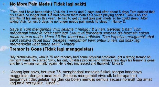 vivix testimonials