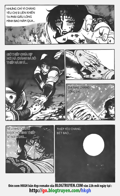 Hiệp Khách Giang Hồ - Hiệp Khách Giang Hồ Chap 054 - Pic 11