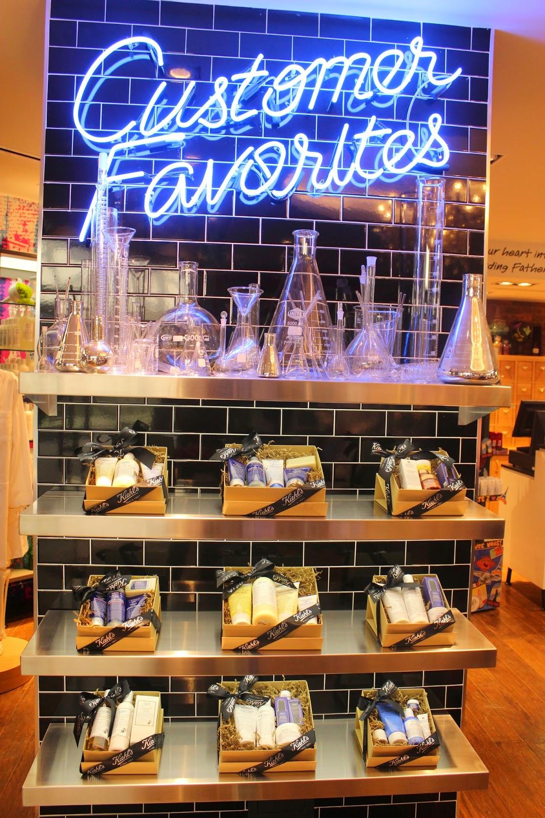 Kiehl's First Store in Ottawa