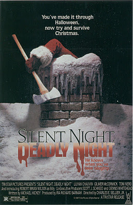 murder/mayhem: silent night, deadly night