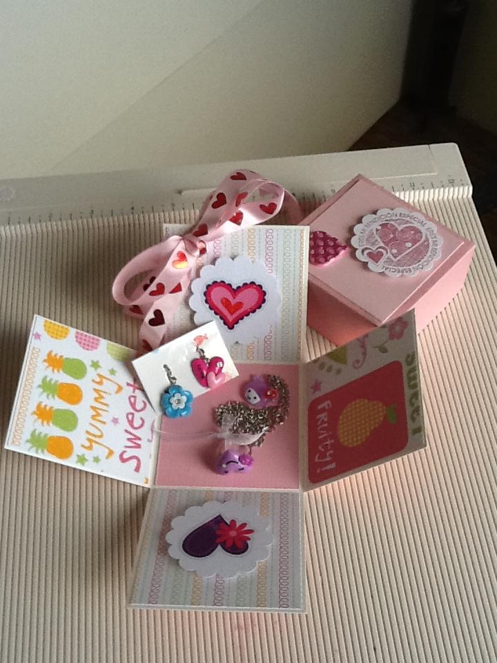 Craft para dios cajas detalles para regalar - Que regalar para una casa ...