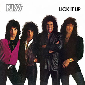 Paul stanley lick it up