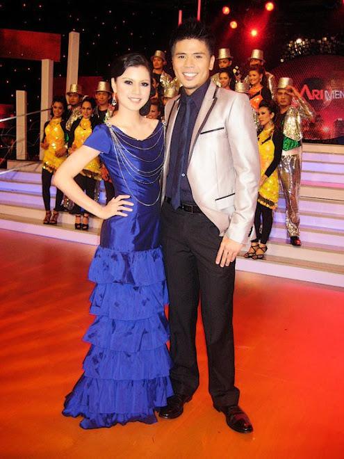 Awal & Lisa Suhani