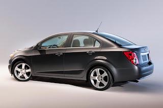 2012 Chevrolet Aveo Sedan