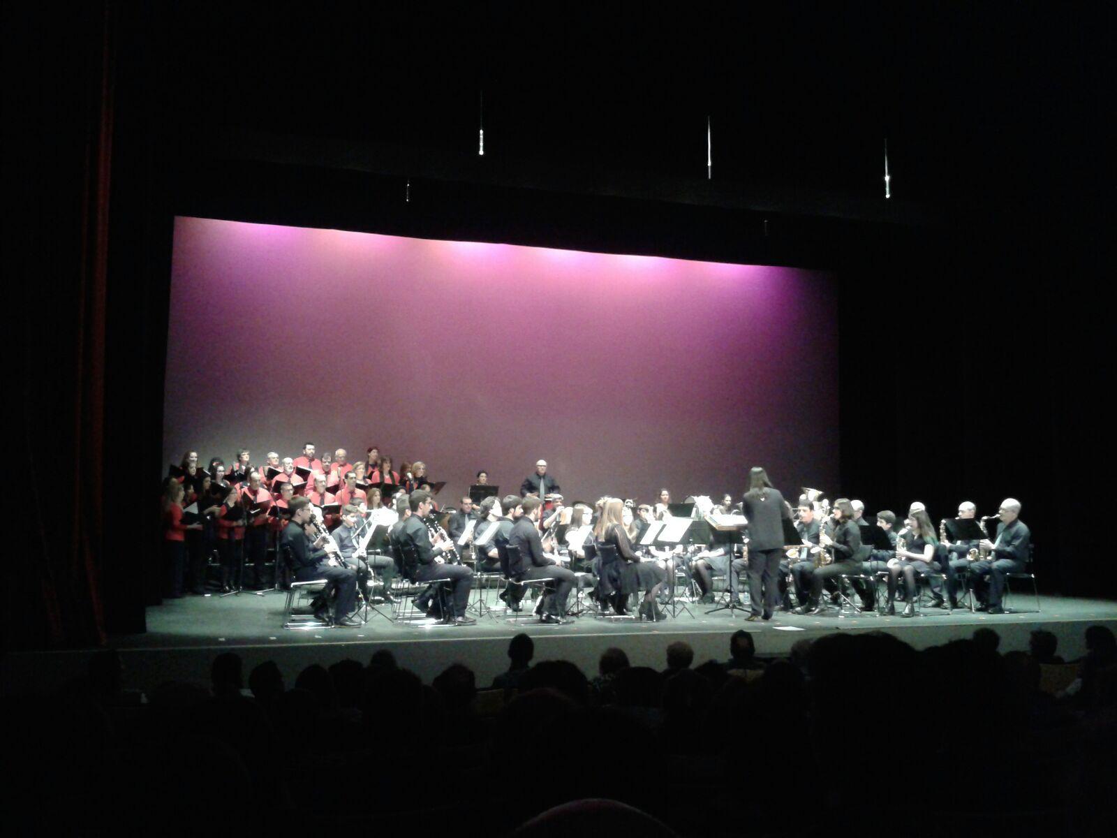 Concierto Santa Ceciclia 2015