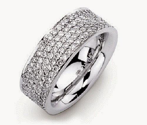Bague de mariage pour femme pas cher