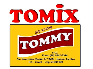 SUCOS TOMMY