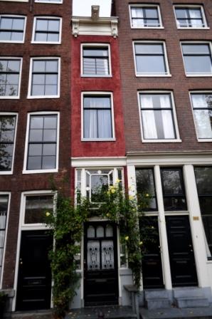 Amsterdam Architektura