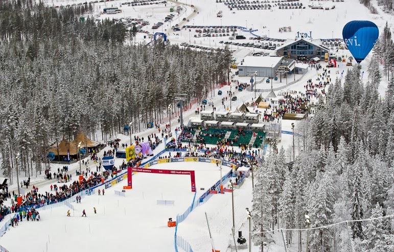Odgođeni slalomi u Leviju