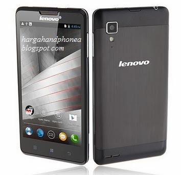 Harga Terbaru dan Spesifikasi Lenovo P780