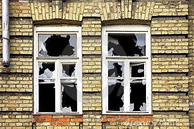 La teoria delle finestre rotte la manutenzione come - Teoria delle finestre rotte ...