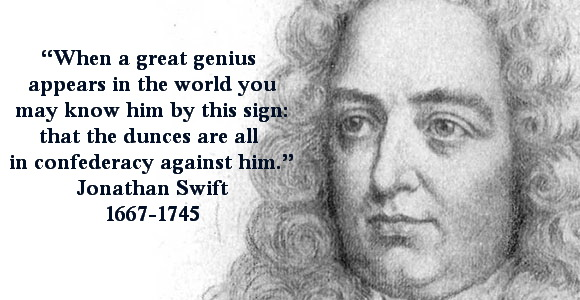 Help with Jonathan Swift Research Paper?