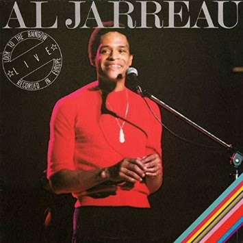 The Record Store presents Al Jarreau - Look To The Rainbow