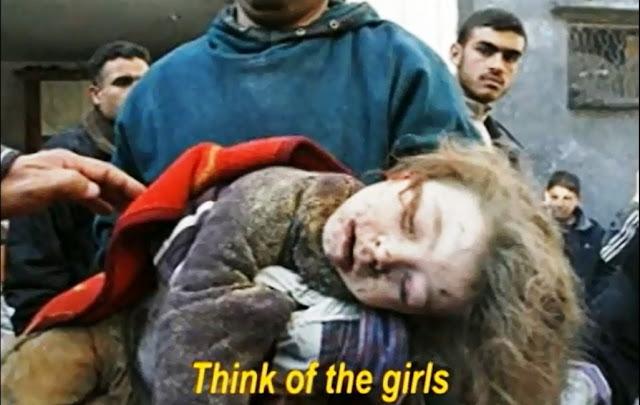 Eu não vi nada - I didn't see anything - Palestina - Palestine