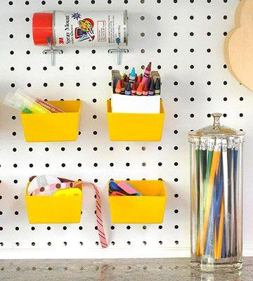 Cómo organizar tu espacio