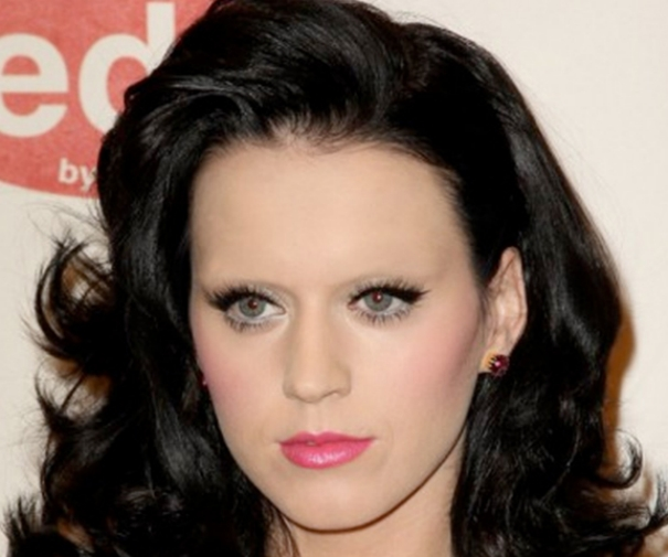 Celebrities Without Eyebrows | Ladies Mails