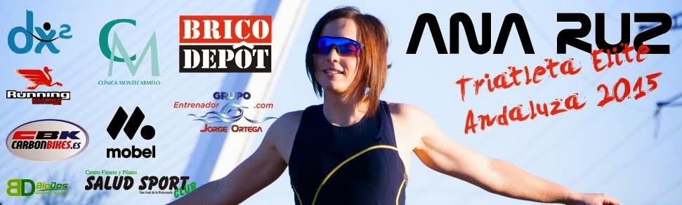 Ana Ruz Priego -  Triatleta andaluza