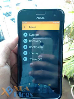 How to make full backup of asus zenfone 5