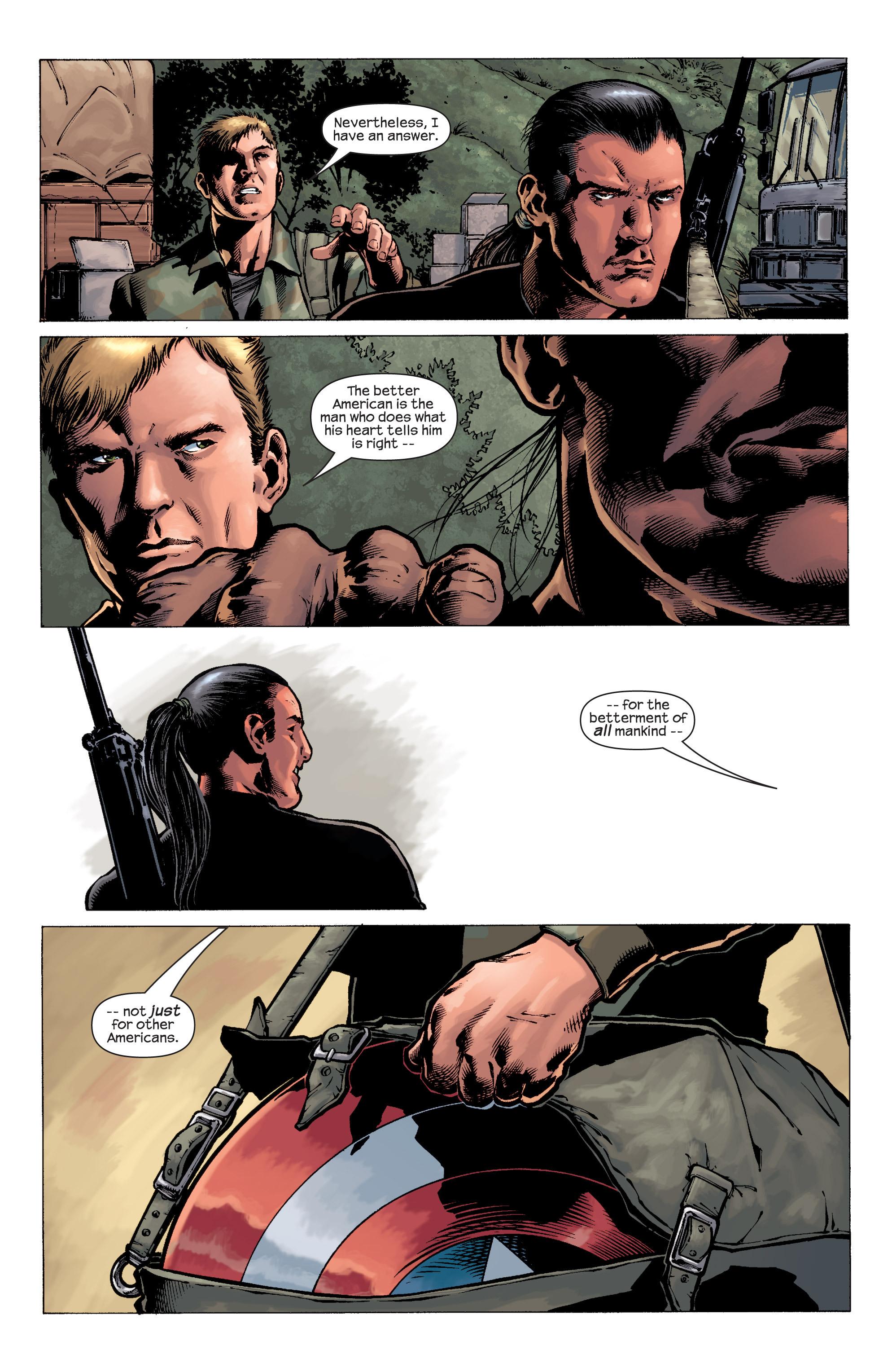 Captain America (2002) Issue #8 #9 - English 8