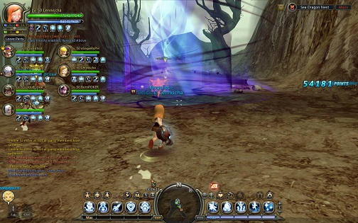 dragon nest how to get nest points