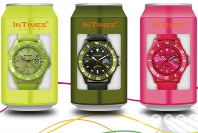 Jam Tangan Intimes New Style