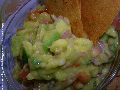 healthy nutritional recipes information mexican cooking guacamole tasty easy