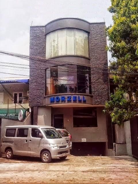 Kantor Travel Baitussalam
