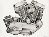 Ironhead Sportster Engine