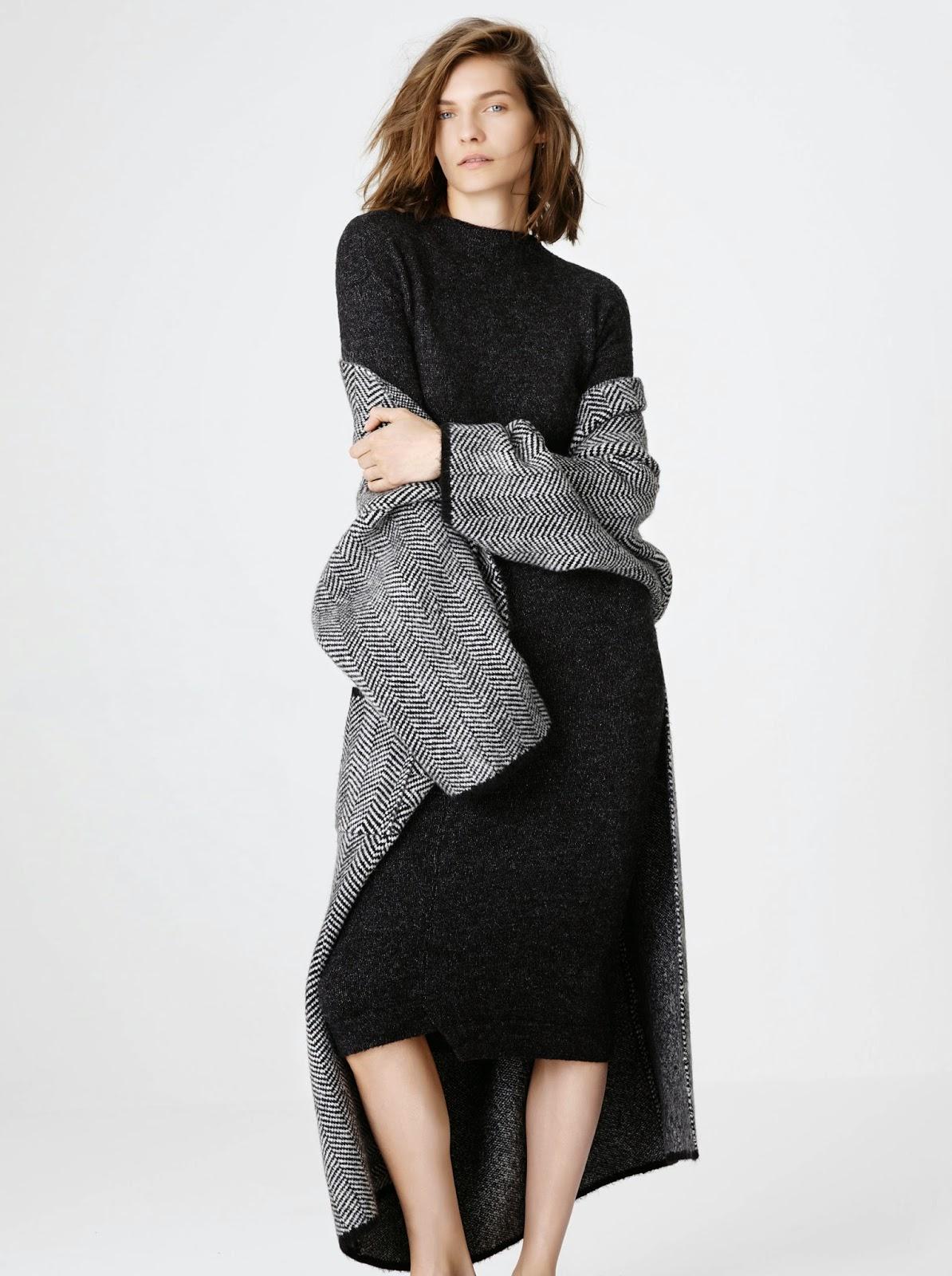 Zara November Lookbook Moda Fashion Trends Tendencias Otoño 2014