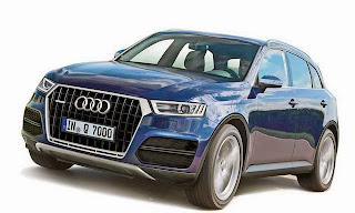 2015 Audi Q7 – New Generation