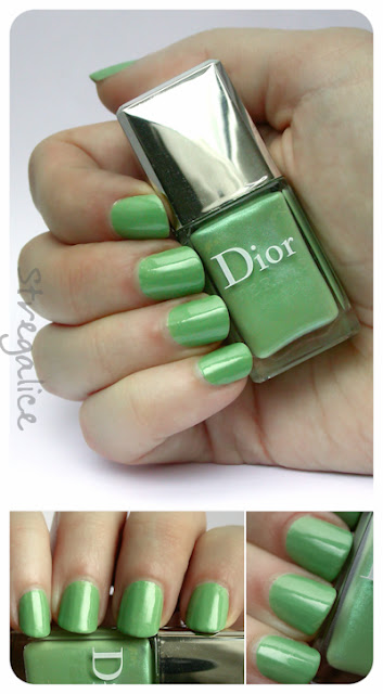 Dior Waterlily swatches