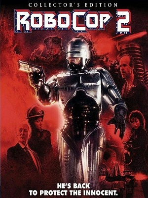 RoboCop 2 BluRay Filmes Torrent Download completo