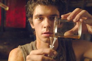 Ben Whishaw en la película El Perfume