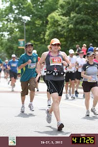 Ottawa Race Weekend Full Marathon!