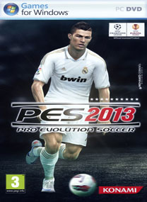 pes 2013 cover PESEdit.com 2013 Patch 6.0