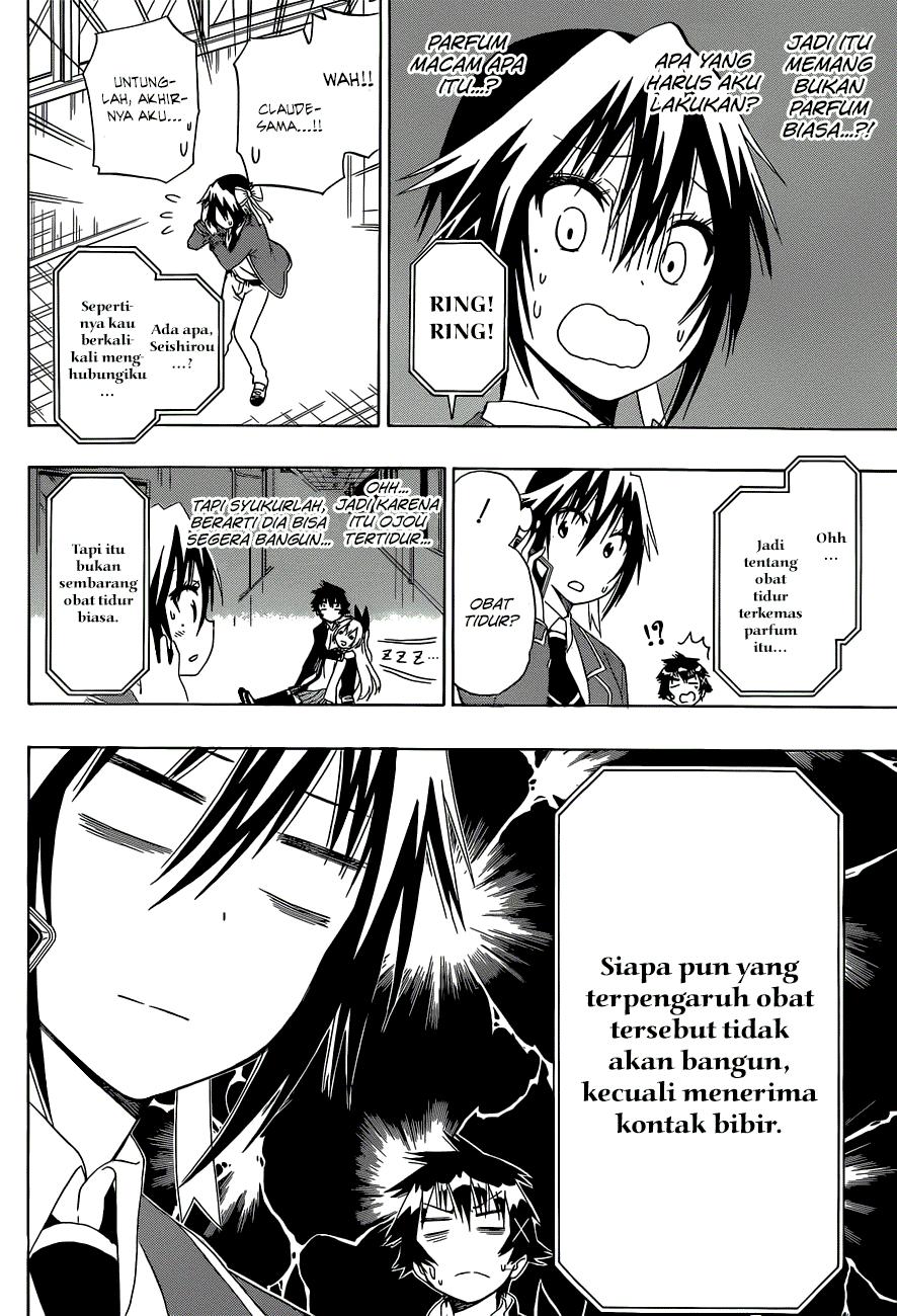 Komik nisekoi 140 - terlelap 141 Indonesia nisekoi 140 - terlelap Terbaru 7|Baca Manga Komik Indonesia|