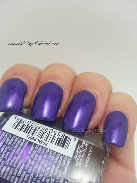 JulieG Nail Color | Rotal Rebel