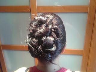 Peinados fáciles y rápidos para cada día Semi recogidos  - Secretos De Chicas.Es Peinados Semirecogidos