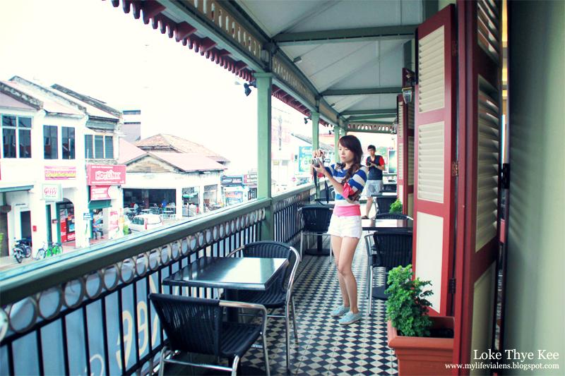 车水路乐台居 Loke Thye Kee at Burma Road