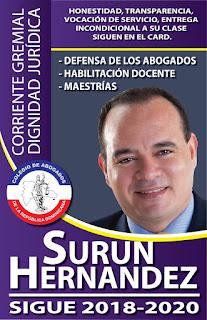 Surun Sigue 2018-2020