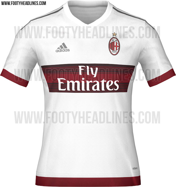 New Kits 15/16 Milan-15-16-away-kit
