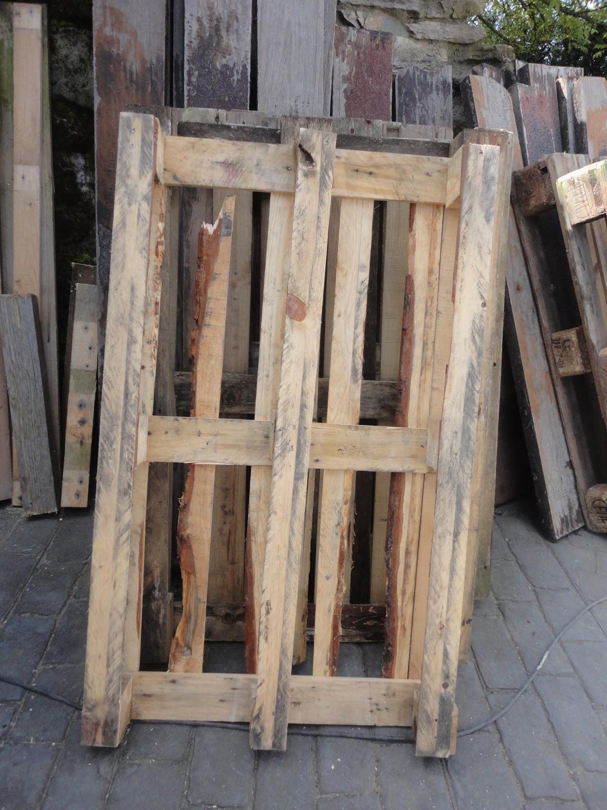 Andocarpinteando reciclaje de palets Reciclaje de palets de madera