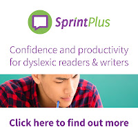 Dyslexic?  Enjoy studying with SprintPlus.